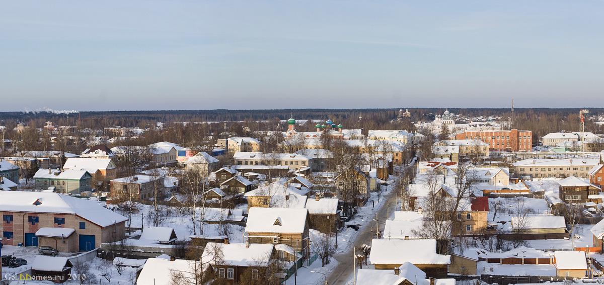 тихвин фото город